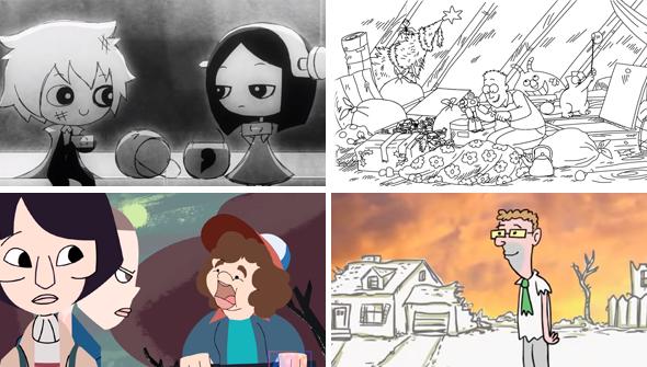 Web AAAARGH-nimation Watch [Halloween Special] - AFA: Animation ...