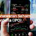 Daftar Saham IPO 2021 [Update]