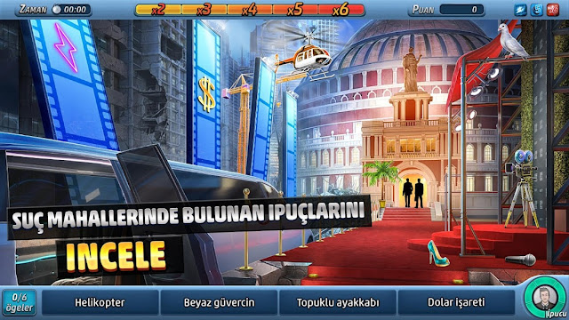 Criminal Case The Conspiracy Hileli Apk