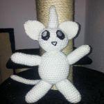 patron gratis gato unicornio amigurumi | free pattern amigurumi unicorn cat