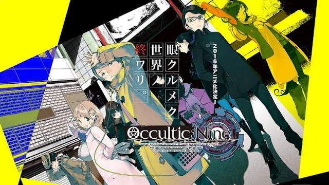Anime Bagus Underrated  yang Jarang Ditonton/Direkomendasi - Occultic;Nine
