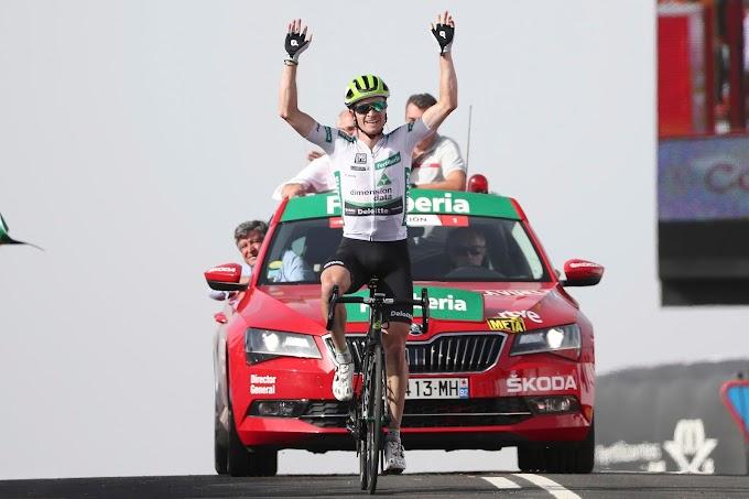 Vuelta a España 2018 - 9ª etapa
