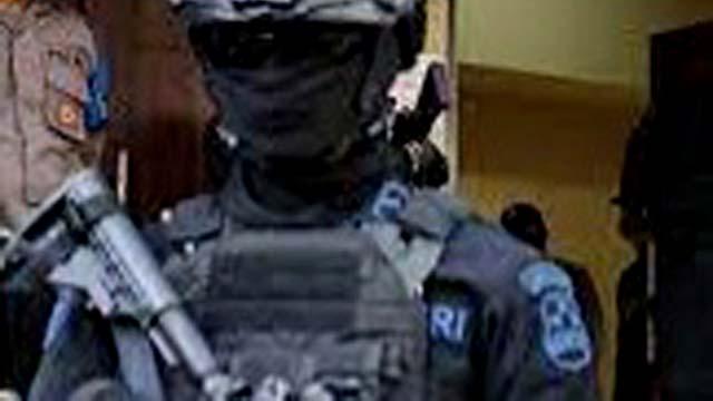 Tim Densus 88 Tangkap 13 Terduga Teroris di Riau