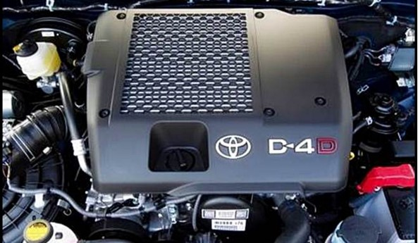 2017 Toyota Tacoma TRD Pro Specs Engine