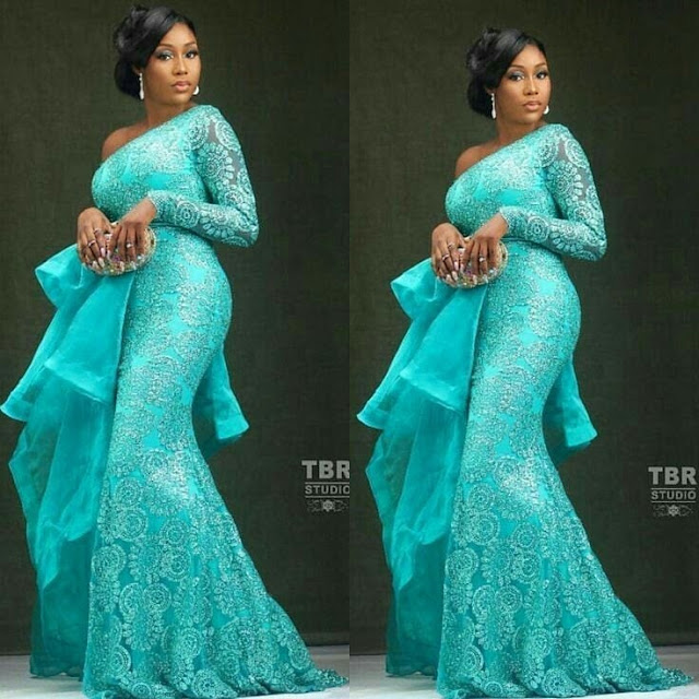 2019 Beautiful and Ravishing Asoebi Styles