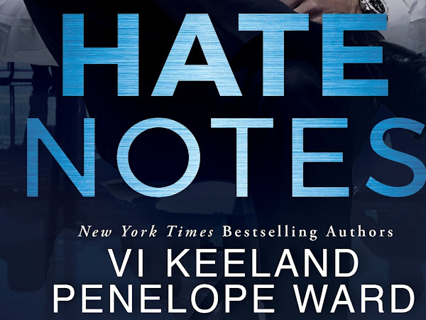 Vi Keeland & Penelope Ward - Hate Notes {Cover Reveal}