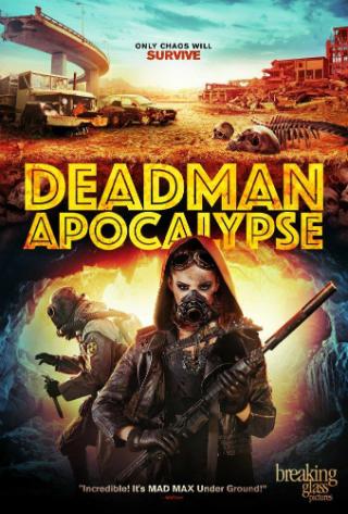 Deadman Apocalypse [2016] [DVDR] [NTSC] [Subtitulado]