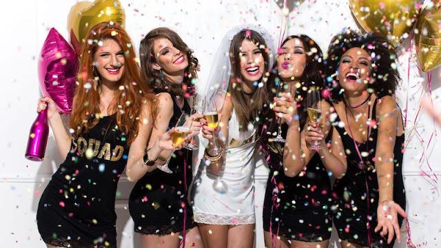 Bridal Shower vs Bachelorette Party The Definition