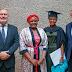 President Buhari's daughter graduates, Aisha celebrates (photos)