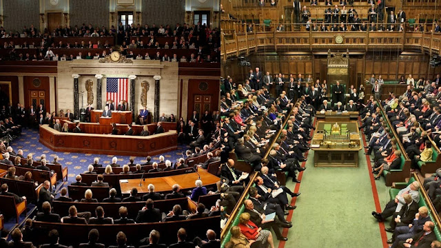 UK Parliament or US Congress