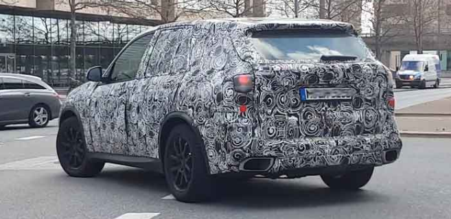 2019 G05 BMW X5 SUV