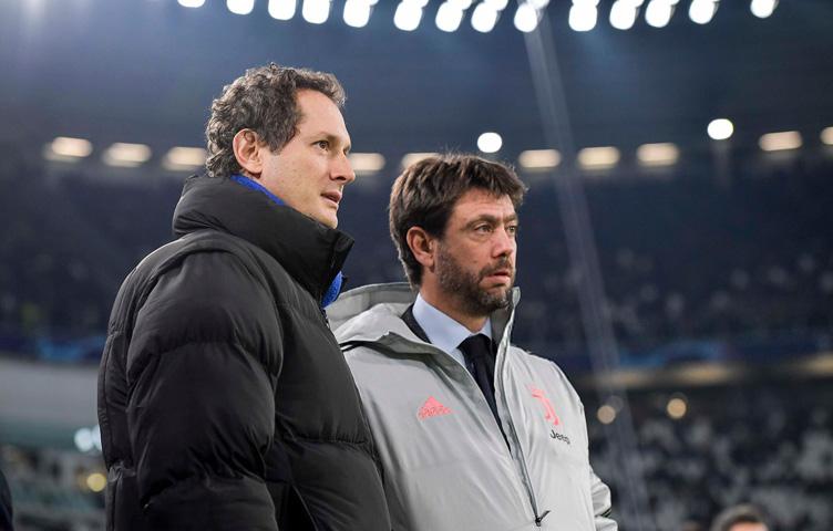"""Elkann: """"Juventus je dobro pozicioniran za održivu budućnost"""""""