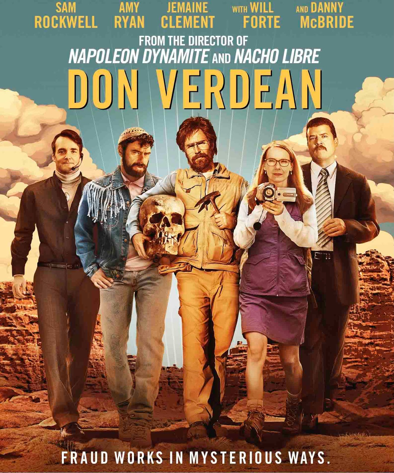 Don Verdean Torrent – BluRay 720p e 1080p Dual Áudio (2017)