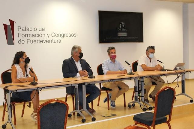 Fuerteventura.- OperaFuerteventura presenta el vídeo de 'La Leyenda de Tamonante', que se representará los días 11 y 13 de noviembre   con estreno mundial