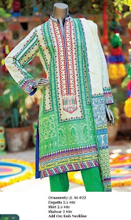 J. Junaid Jamshed Summer Lawn Collection 2016 Vol 1