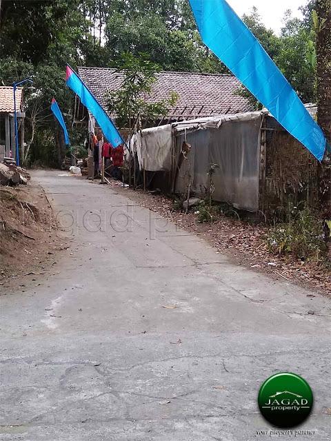 Tanah Luas Dijual dekat Pasar Sleman