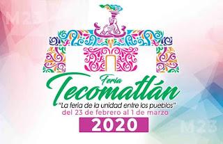 feria tecomatlán 2020