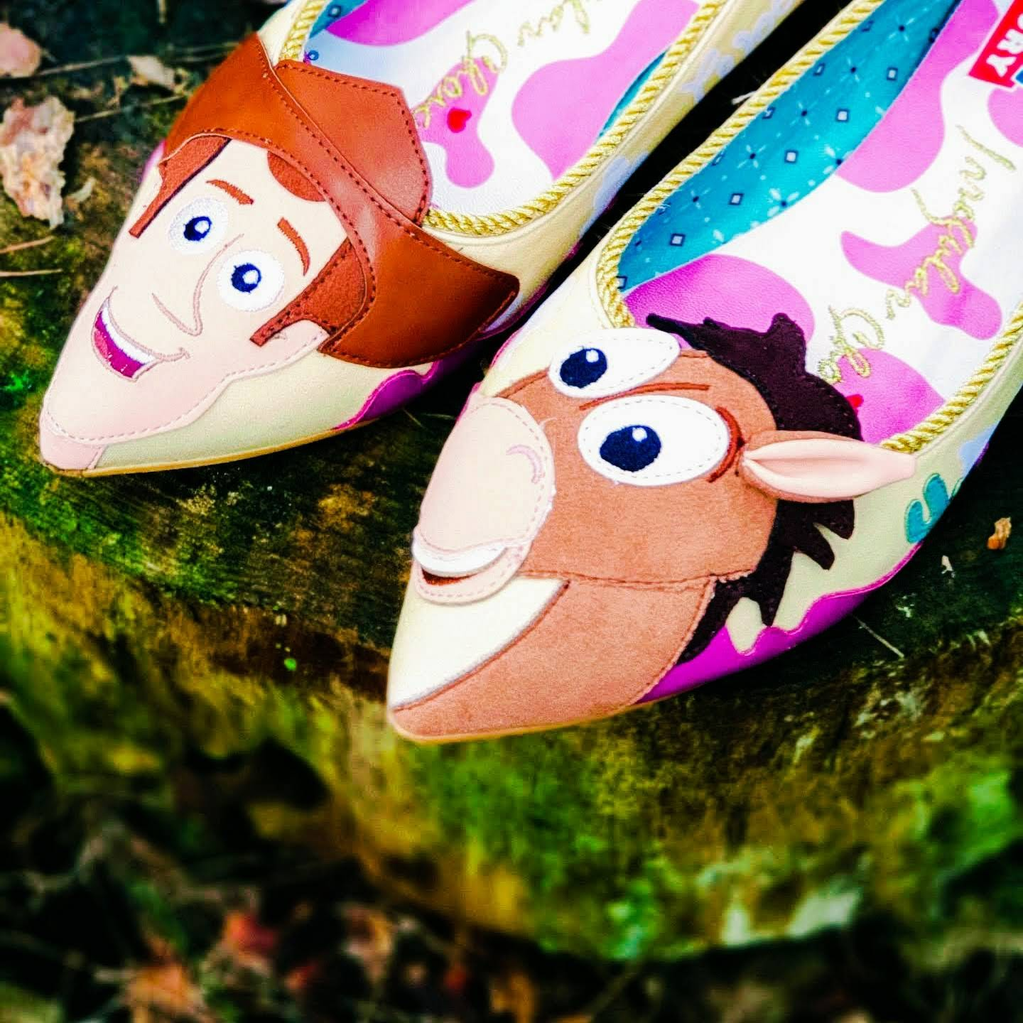Toy Story Shoes And How I've Styled Them