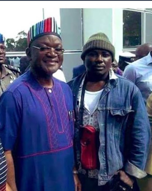 Wanted militia leader '''Gana' was arrested by soldiers while on his way to surrender - Governor Ortom