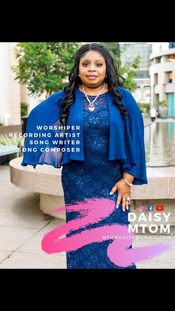 Daisy Mtom Biography,Music Career & Life Style