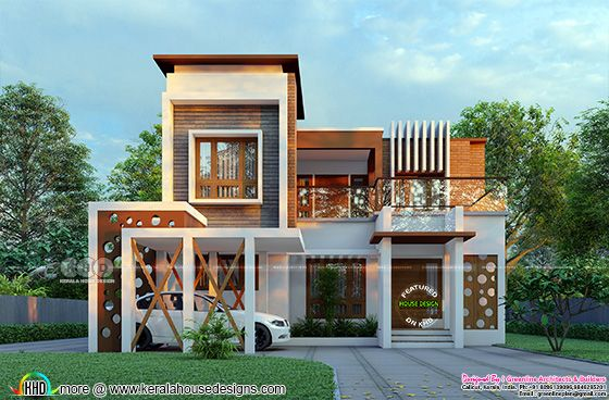 Awesome 4 bedroom 2000 sq-ft contemporary style house
