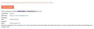 cara mengganti admin blogspot menjadi pemilik blog (admin)