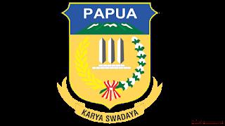 lambang logo provinsi papua png transparan - kanalmu