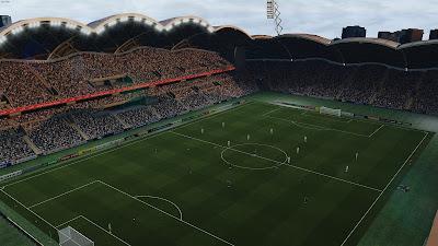 PES 2020 Stadium AAMI Park