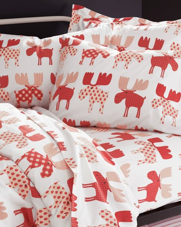 Nautical By Nature Holiday Sheets From Garnet Hill