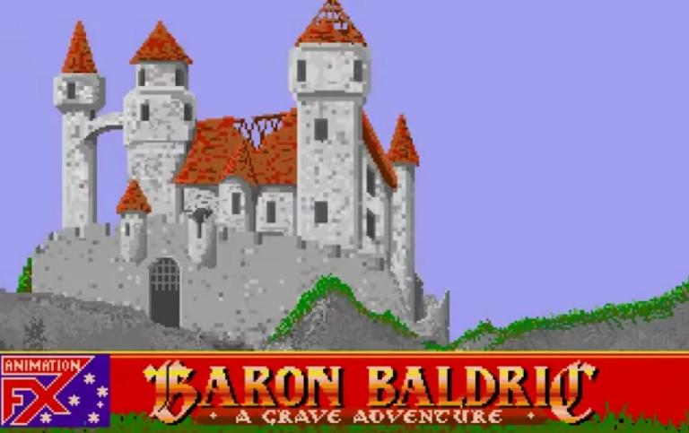 Videojuego Baron Baldric - A Grave Adventure