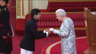 indian-awarded-by-queen-in-uk-for-hunger
