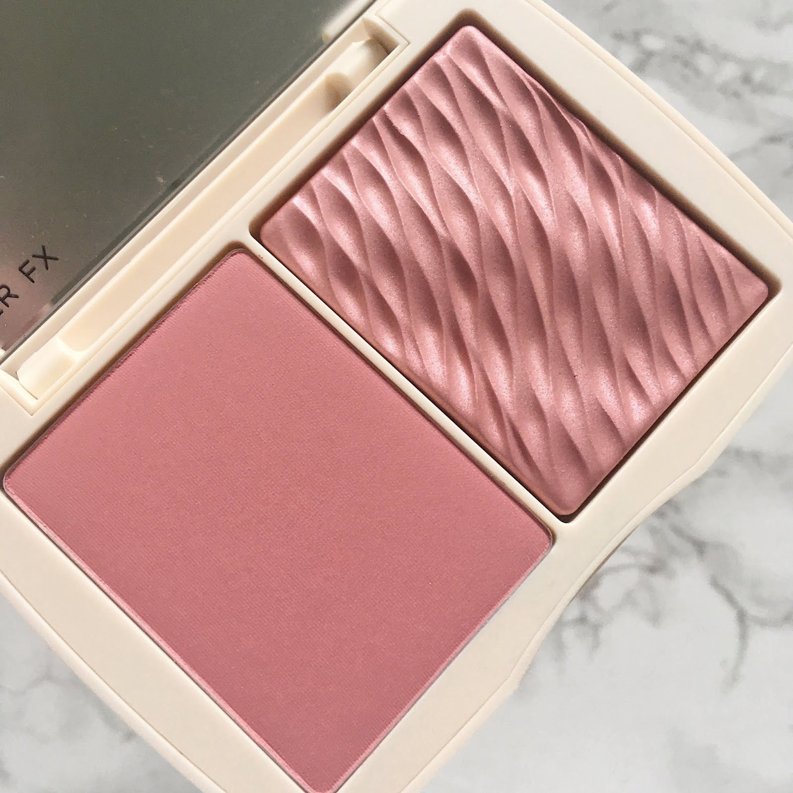 coverfx cheek duo blush review mojave mauve