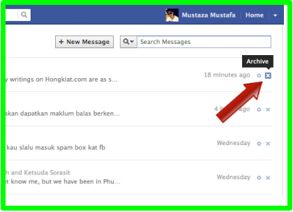 How to Delete Conversations on Facebook Messenger