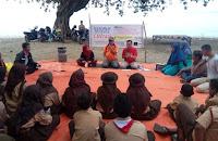 Makembo-MIB Gelar Kebun Literasi di Ambalawi