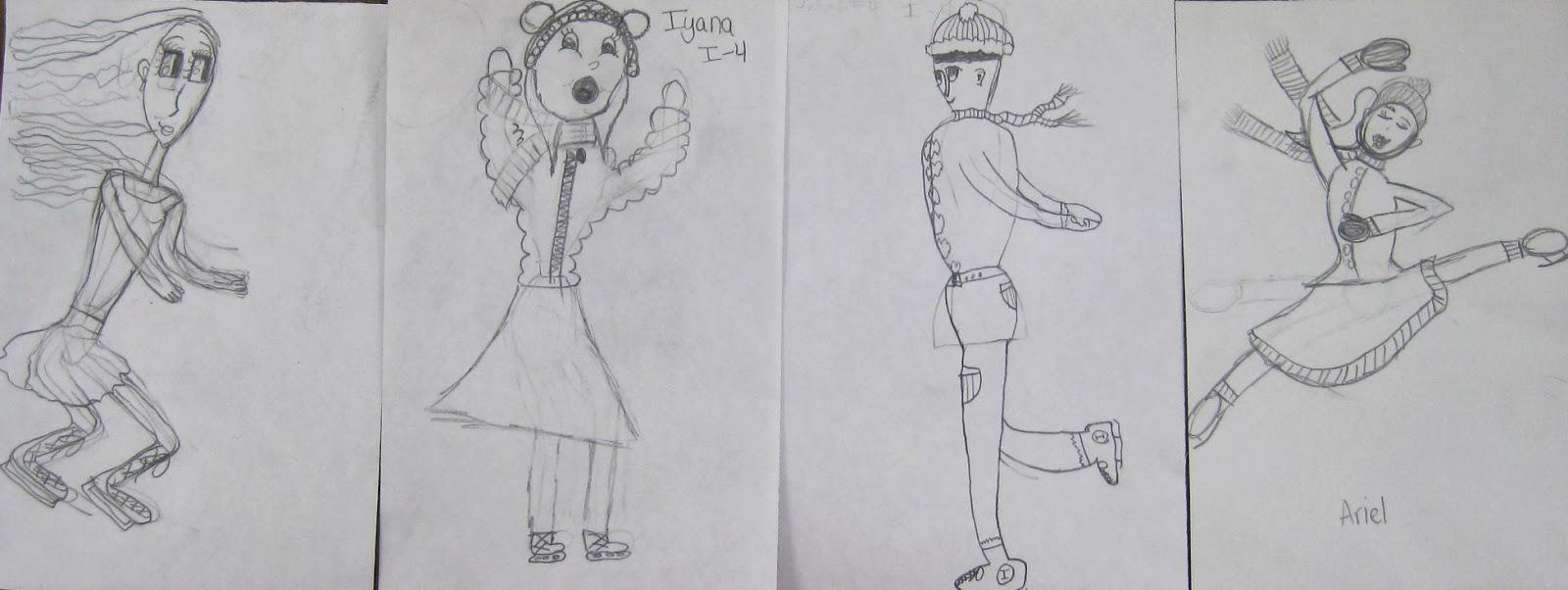 Cassie Stephens: teaching figure drawing to kids