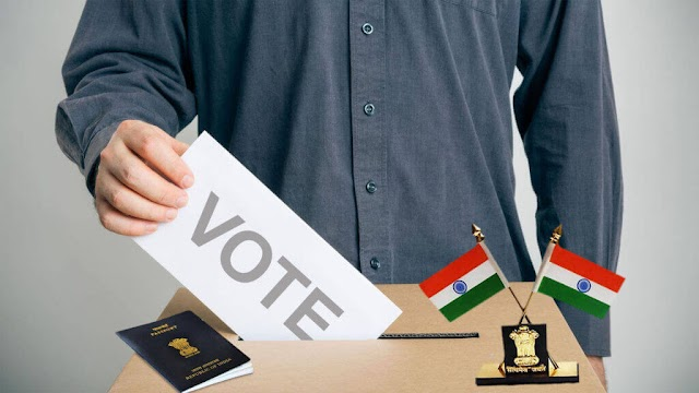 How to register to vote in India online