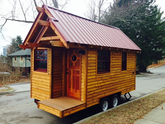 Wishbone Tiny Home