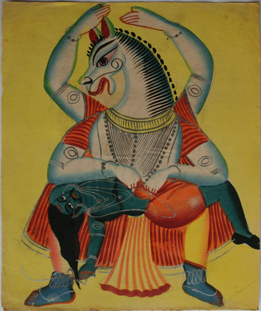 Indian Modern Art Paintings