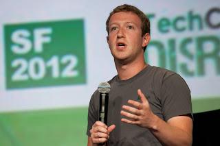 rahasia sukses Mark Zuckerberg