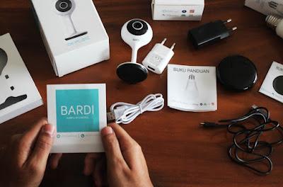 """4 Peralatan yang Dibutuhkan untuk Membuat """"Rumah Pintar"""" dari Bardi"""