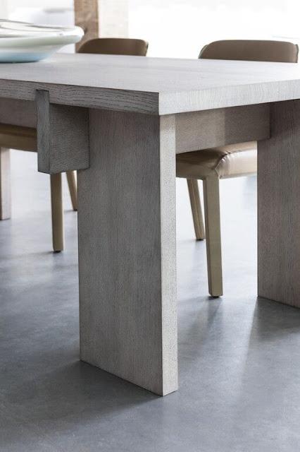 Piet Boon Studio dining table bespoke design