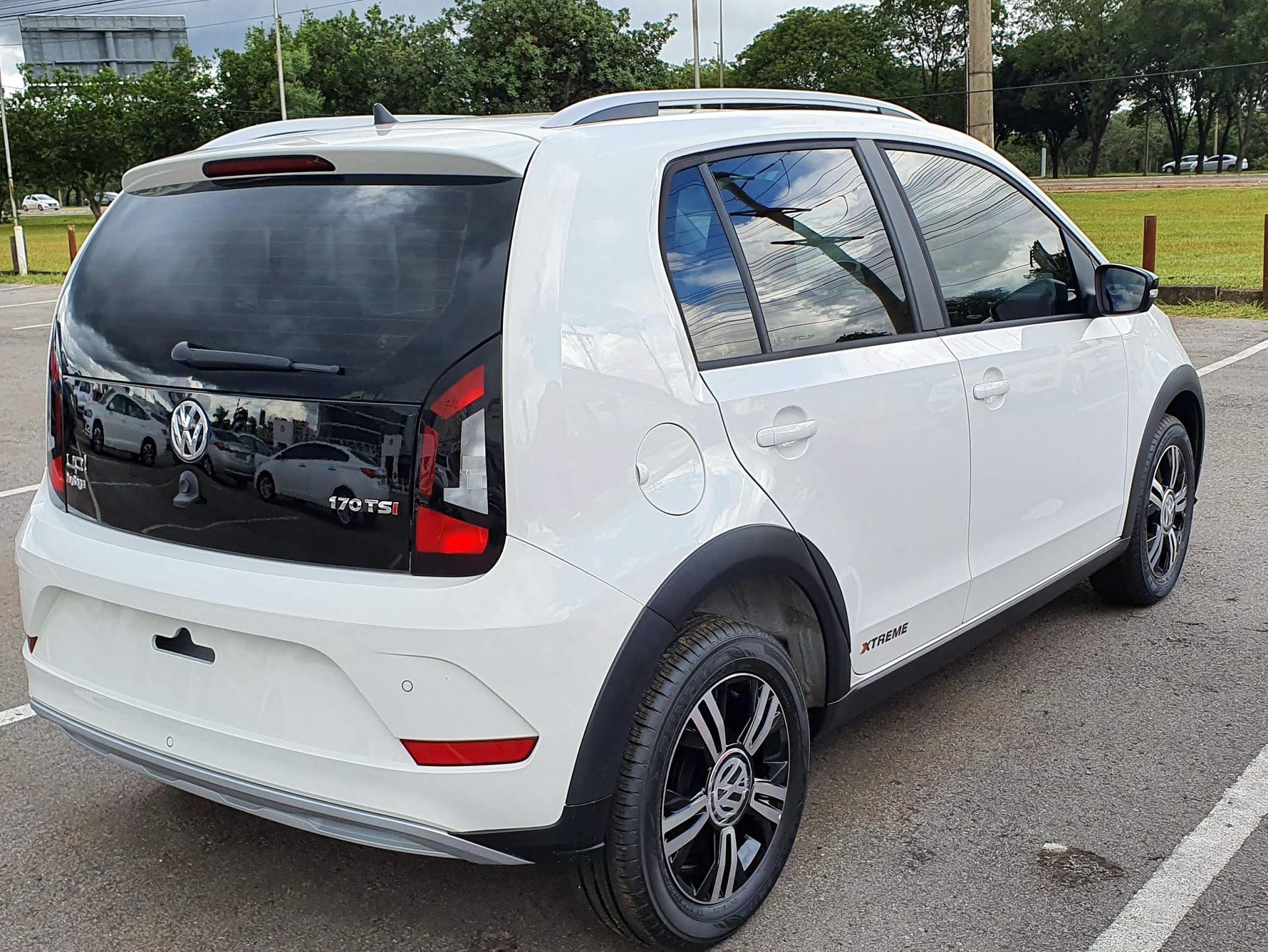 Volkswagen Up: confirmado o fim da produção no Brasil