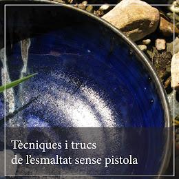 INTENSIU: TÈCNIQUES I TRUCS DE L'ESMALTAT SENSE PISTOLA