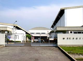 Lowongan Kerja SMK Fresh Graduate PT. SGI (Sankei Gohsyu Industries) MM2100 Cikarang