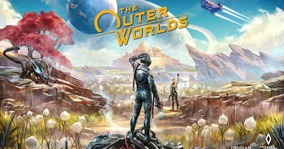 The Outer Worlds, trailer de lanzamiento