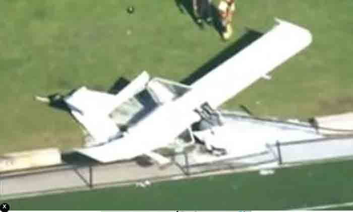 India in Australia: Plane crashes 30 km away from Indian team's hotel in Sydney, Sidney, Flight, Sports, Cricket, Players, IPL, Injured, News, World