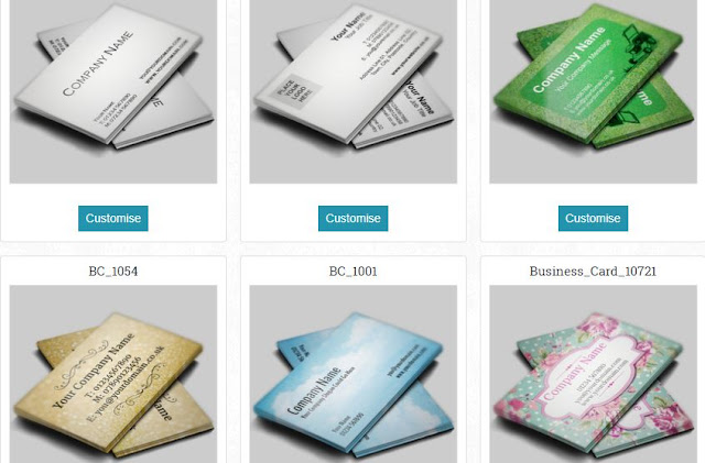 business card design mistakes cards template