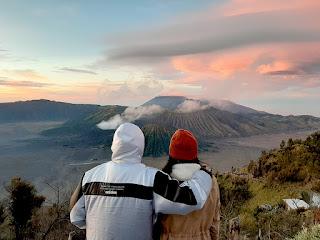 Mount Bromo Tengger, East Java Indonesia