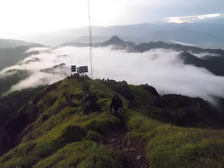 Jalur Pendakian Gunung Bulusaraung Yang Sering Dilalui