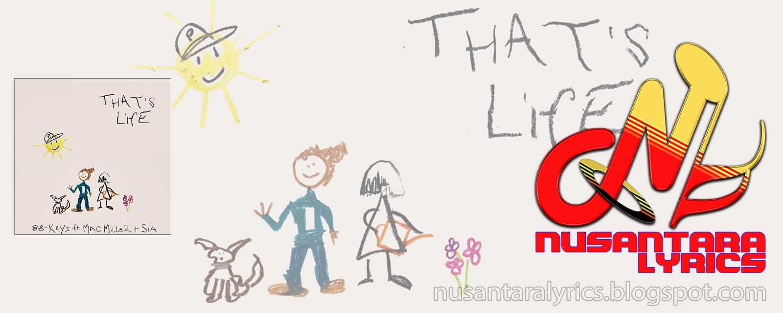 thats life mac miller